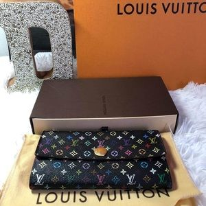 ❌SOLD❌Louis Vuitton Multicolored Wallet